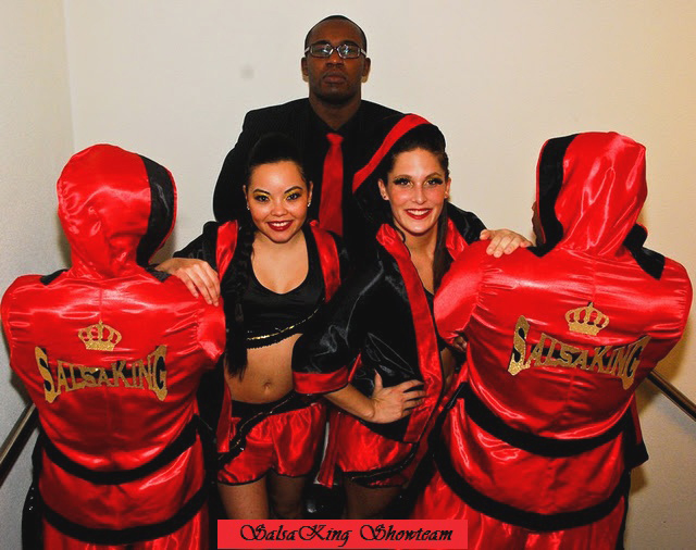 Salsa King Showteam Boxing Competition